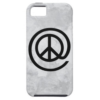 At Peace Sign iPhone SE/5/5s Case