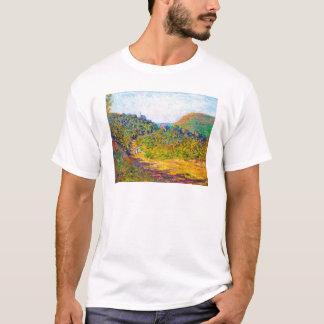 At Petit-Dalles, 1884 Claude Monet cool, old, mast T-Shirt