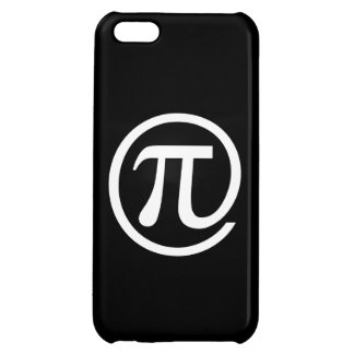 At Pi Sign Case For iPhone 5C