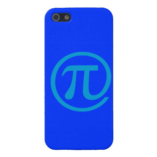 At Pi Sign Case For iPhone SE/5/5s