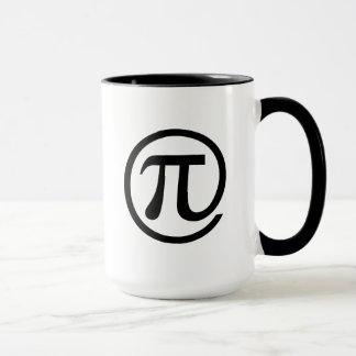At Pi Sign Mug