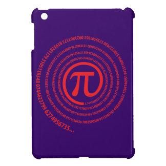 At Pi Sign, Spiral Version iPad Mini Cover