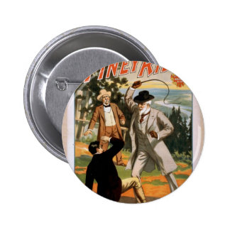 At Piney Ridge, 'You Scoundrel' Retro Theater Buttons