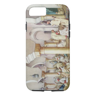 At Prayer in the Mosque, 1884 iPhone 8/7 Case