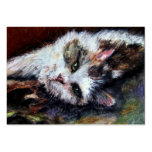 At Rest ACEO Art Trading Cards Business Card Templates
