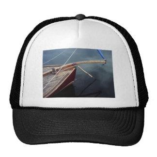 at rest trucker hat