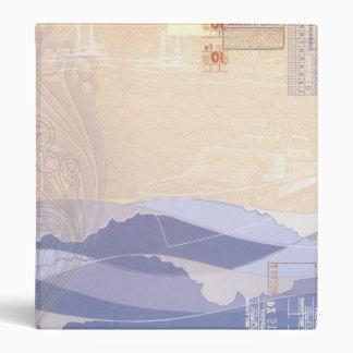 At Sea Binder/Album Binder