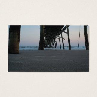 At Sea Level - Oak Island, NC Business Card