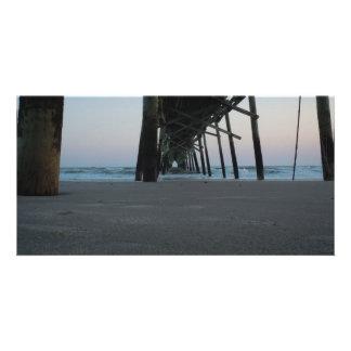 At Sea Level - Oak Island, NC Card