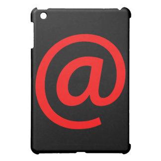 At Sign iPad Mini Covers