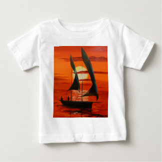 At sunset baby T-Shirt