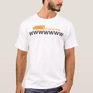AT&T honk t-shirts