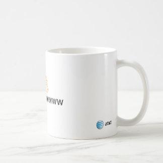 AT&T i heart mug