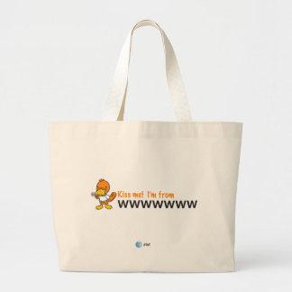 AT&T kissme bags