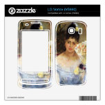 At the Ball by Berthe Morisot Decal For LG Vortex