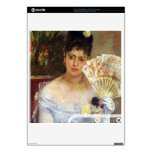 At the Ball by Berthe Morisot PS3 Slim Decal
