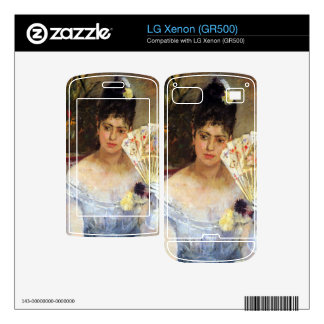 At the Ball by Berthe Morisot Skin For The LG Xenon