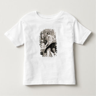 At the Bank, c.1800 (engraving) Toddler T-shirt