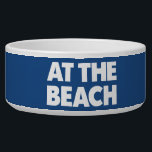 "At The Beach Bowl<br><div class=""desc"">At The Beach</div>"