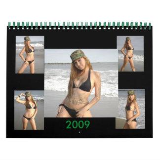 AT the Beach Calendar
