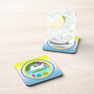 At The Beach Drink Coaster Set (6)