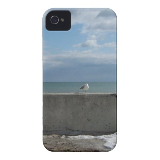 AT THE BEACH iPhone 4 COVER