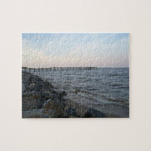 At the Beach Jigsaw Puzzles