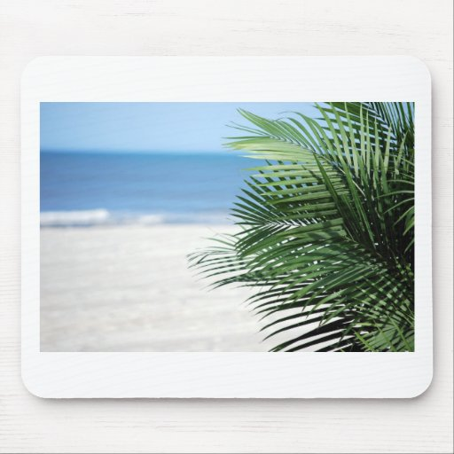 At The Beach Mousepads
