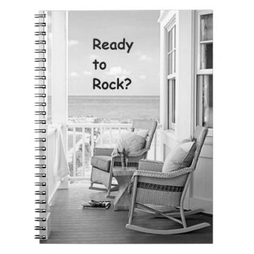Beach Themed ***AT THE BEACH*** SPIRAL NOTEBBOOK NOTEBOOK