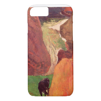 At the Bottom of the Gulf, 1888 iPhone 7 Case