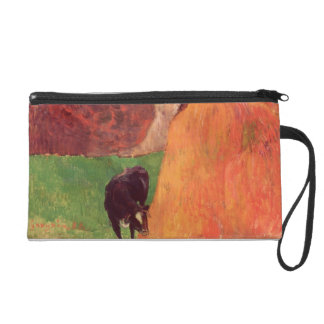 At the Bottom of the Gulf, 1888 Wristlet Purse