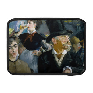 At the Cafe by Edouard Manet MacBook Sleeve