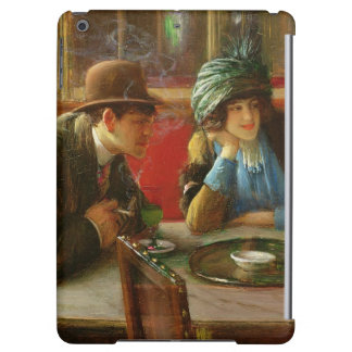 At the Cafe iPad Air Covers