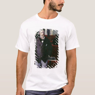 At the Cafe, Rouen, 1880 T-Shirt