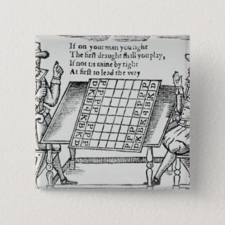At the Chess Board Button