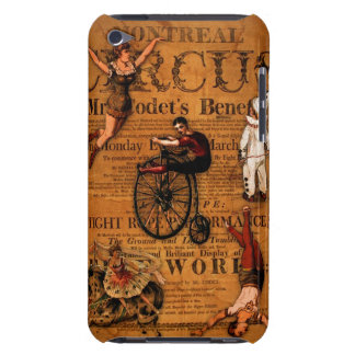 At the Circus iPod Case-Mate Case