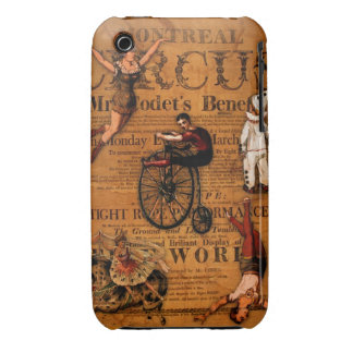 At the Circus iPhone 3 Cover