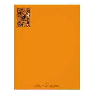 At the Circus Letterhead