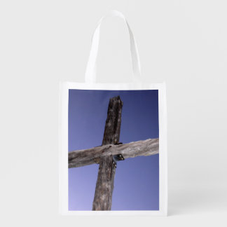 At The Cross Reusable Grocery Bag