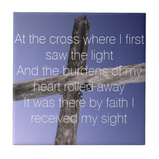 At The Cross Tile