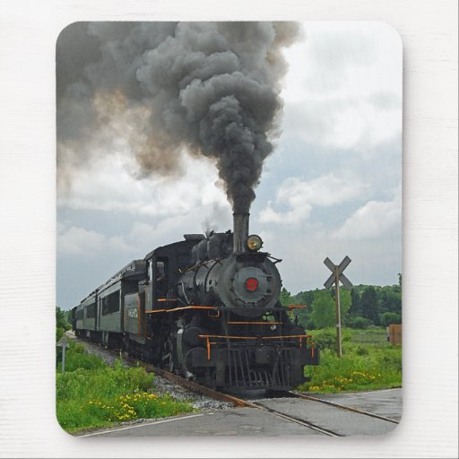 At The Crossing Mousepad