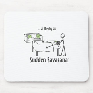 At the Day Spa Mouse Pad