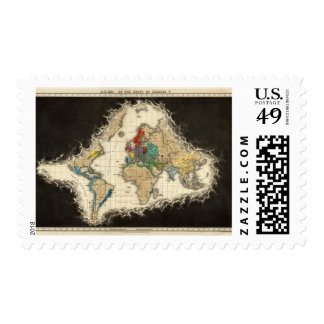At The Death of Charles V 1551 Postage