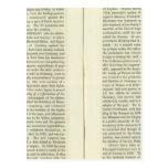 At The Death of Charles V 1551 Postcard