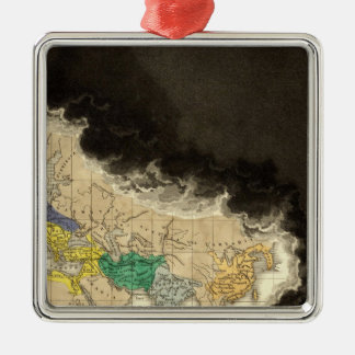 At The Death of Constantine 337 AD Christmas Tree Ornament