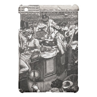At The Derby iPad Mini Cases