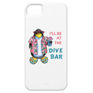AT THE DIVE BAR iPhone 5 CASES