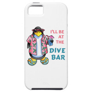 AT THE DIVE BAR iPhone 5 COVERS
