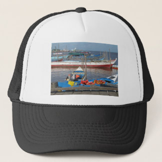 At the Dock Trucker Hat