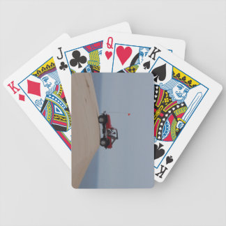At the Dunes Bicycle Playing Cards